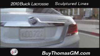 2010 Buick Lacrosse at Thomas GM