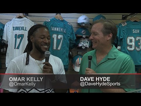 Dave Hyde and Omar Kelly: Dolphins Training Camp Day Two