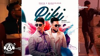Musicologo The Libro x El Poeta Callejero - Piki (In My Feelings Spanish Remix) MP3