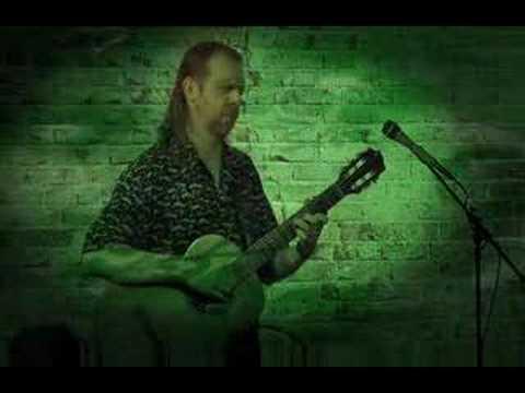 Tangos, Gypsy dance, 7 string guitar, flamenco Andrei Krylov фламенко