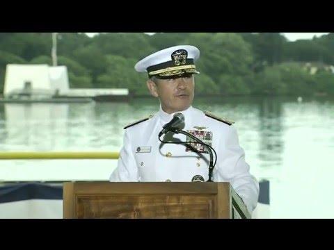 74th Pearl Harbor Commemoration Speech (2015)