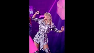 Taylor Swift You Need To Calm Down @ the T-Mall Double 11 Countdown Gala Live in Shanghai, China.