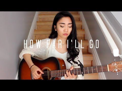 How Far I'll Go x Moana (Cover)