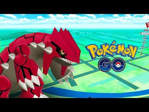 [Pokemon Go]-Throwback Challenge(Hoenn) Shiny Groudon ...