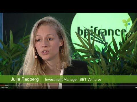 ECO18 Paris: Smart Green Venture Capital