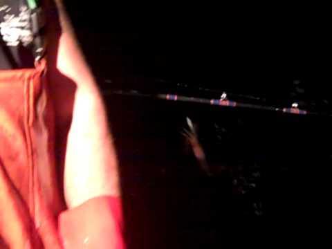 Dana wharf sportfishing squid fishing video part 1 dana for Dana point fish count