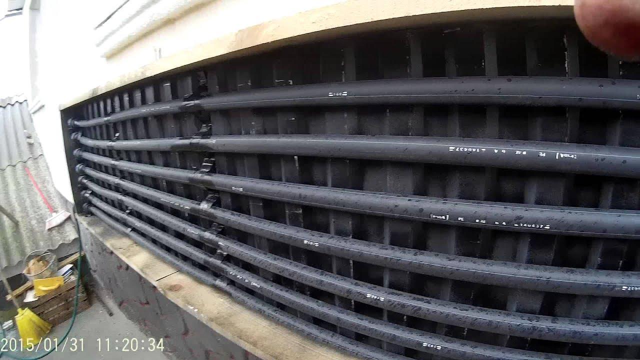 Солнечный коллектор своими руками видео ютуб фото 577