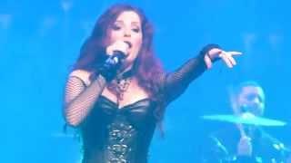 SIRENIA - AILYN - Lost in Life - live @ MFVF 12 Belgium YouTube Videos