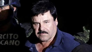 Mexico agrees extradition of drug boss 'El Chapo' Guzman to United States