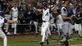 2001 WS Game 7: Luis Gonzalez gives the D-backs the World Series title