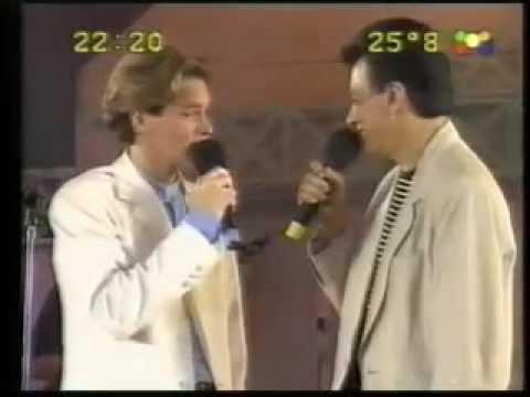 Palito Ortega Y Emanuel Ortega - Cantan A Duo Un Muchacho Como Yo