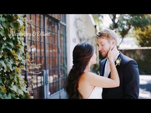 Elegant Wedding At Summerour Studio // Atlanta Wedding Video (4K)