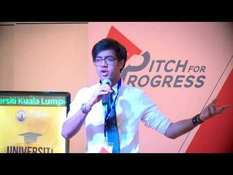 Pitch For Progress - Finalist Pitching (5/6)
