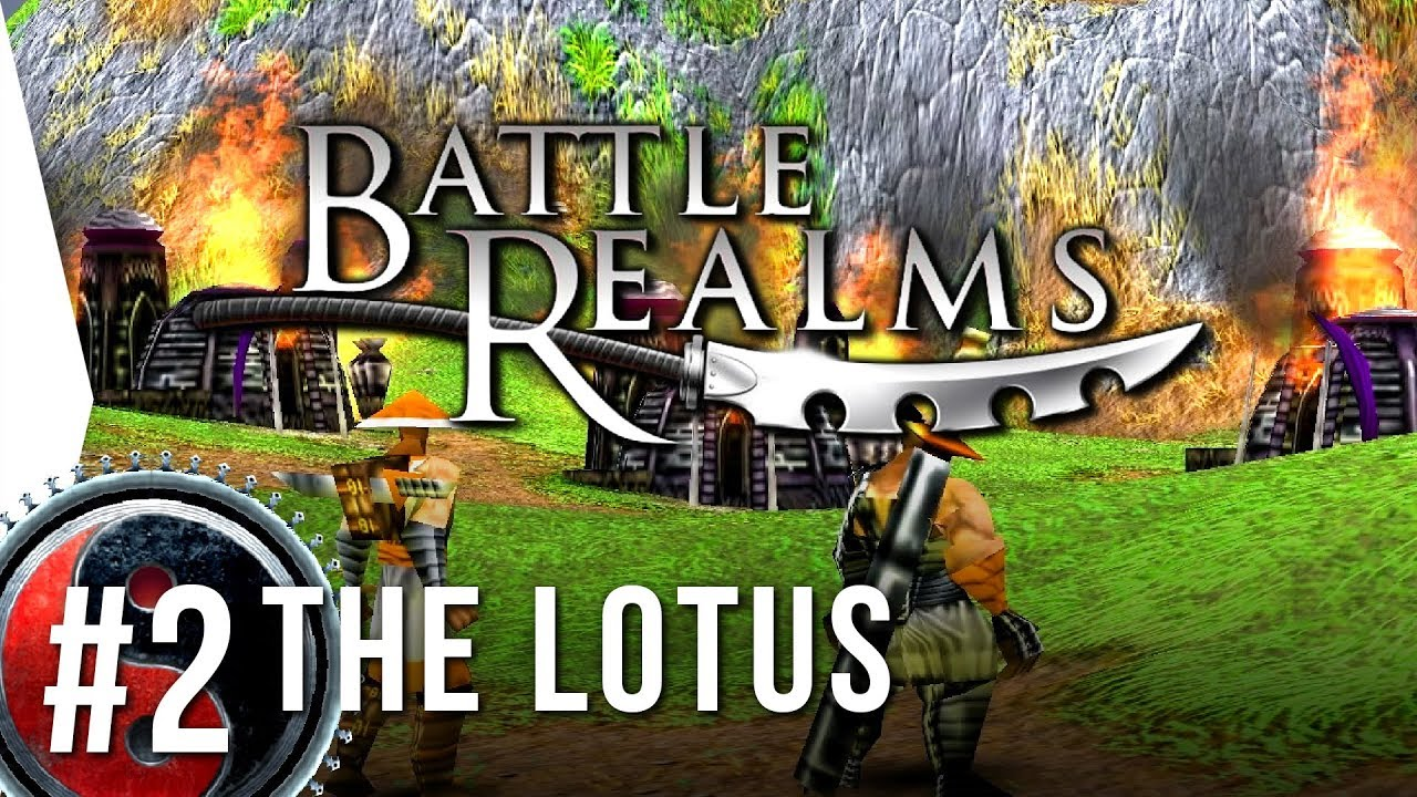 Battle Realms Hd 2 Attacking The Lotus Widescreen Mod