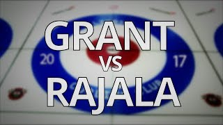 ONT Senior Curling MEN'S FINAL - Grant vs Rajala