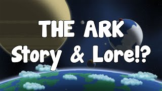 THE ARK , Story & Lore!? - Starbound Guide Nightly Build