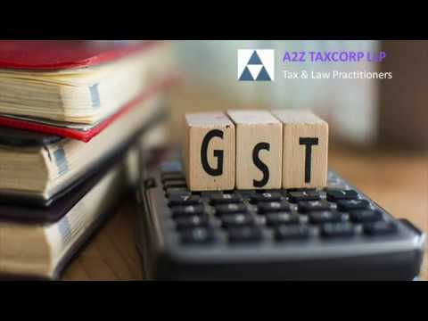Carrying forward of ITC & other Transitional credit by filing GST TRAN-1 – Bimal Jain