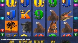 Aristocrat Big Red Online Slot Machine Game Play