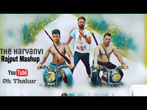 The Haryanvi Rajput Mashup  | Dj Song 2019 | Dk Thakur ( Dark Amox) Rajputana New Song | Richi Banna