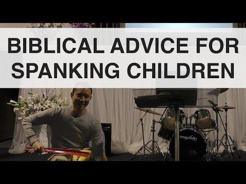 Biblical Advice for Spanking Children   Victor Tey (9-Sep-2018)