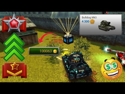Tanki Online Mega Pro Buyer Road To Legend - 100k Tankoins!?