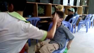 Những pha Oẳn tù tì đập chai Có ở Thạnh Lộc