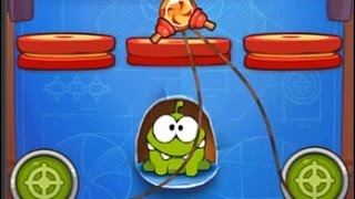 CUT THE ROPE - EXPERIMENTS | LEVEL 2 - SHOOTING THE CANDY
