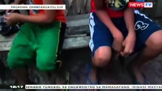 BT: 2 batang lalaki, binugbog at hinabol ng itak ng tatay ng kanilang kalaro