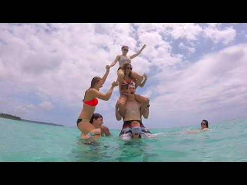 CRUISE LIFE - Noumea, Lifou, Mystery Island, Mare!