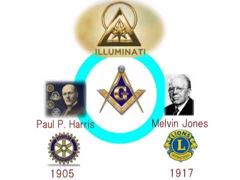 2433[01新]Strange Link between Lotary Club, Lions Club and Illuminatiロータリークラブとライオンズクラブ、そしてイルミナティの不思議な