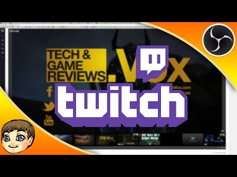 OBS Studio Tutorial: How to Stream to Twitch for FREE in a Nutshell with OBS Multiplatform