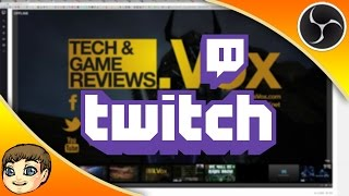 obs studio tutorial how to stream to twitch for free in a nutshell with obs multiplatform