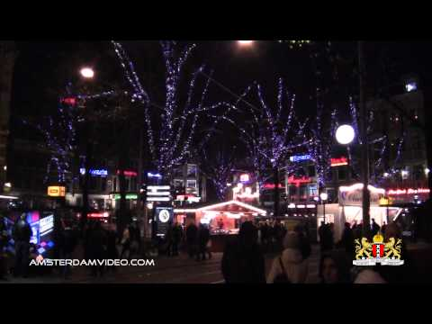 Downtown Amsterdam With JeeKee88 (11.19.11 - Day 506)