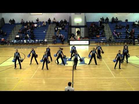 Huntingtown High School Dance Team 12Jan2011