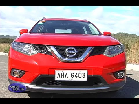 2015 Nissan X Trail - Review