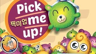 Pick Me Up! — game overview at SPIEL 2016 by Happy Baobab