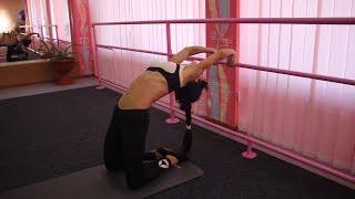 How to do a Backbend. Как сделать мостик и гибкую спину | Анна Куркурина