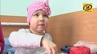 Украинскую девочку с диагнозом