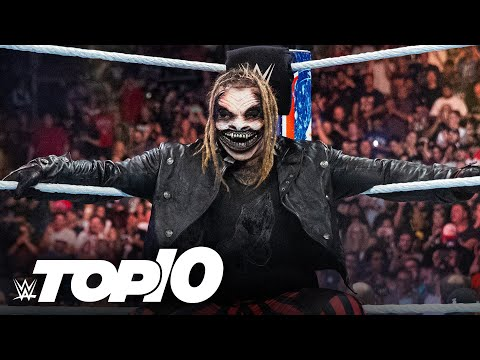 Bray Wyatt's most horrifying moments: WWE Top 10, July 5, 2020