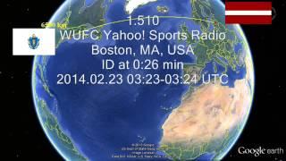 1.510 WUFC Yahoo! Sports Radio, Boston, MA, USA