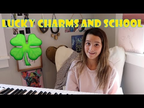 Lucky Charms and School 🍀 (WK 349.1) | Bratayley