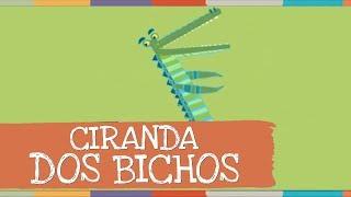 """Ciranda dos Bichos - DVD """"Pauleco e Sandreca"""""""