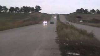 Chaser vs Audi Q7 (2).mpg