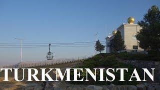 Turkmeistan/Ashgabat (Cableway to the Iranian Border)  Part 14
