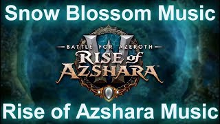 Snow Blossom Music (Island Expedition Music) | Patch 8.2 Battle for Azeroth Music
