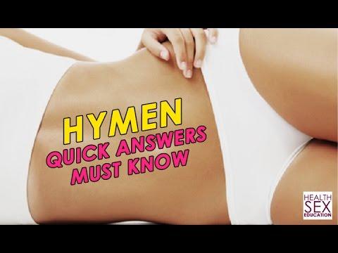 What is Hymen - Quick Answer | EducationKaynak: YouTube · Süre: 49 saniye