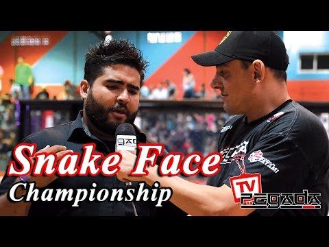 TV Pegada #0057 - Snake Face Championship
