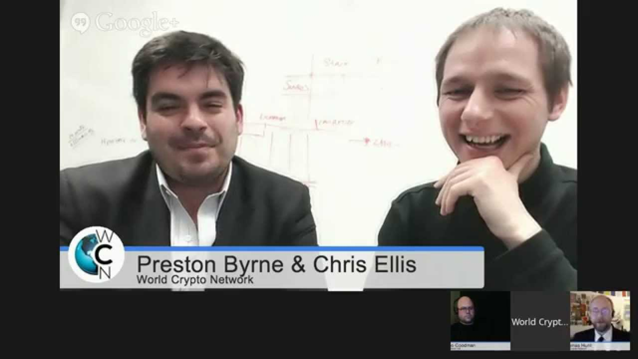 Interview with Preston Byrne from Eris Industries - YouTube