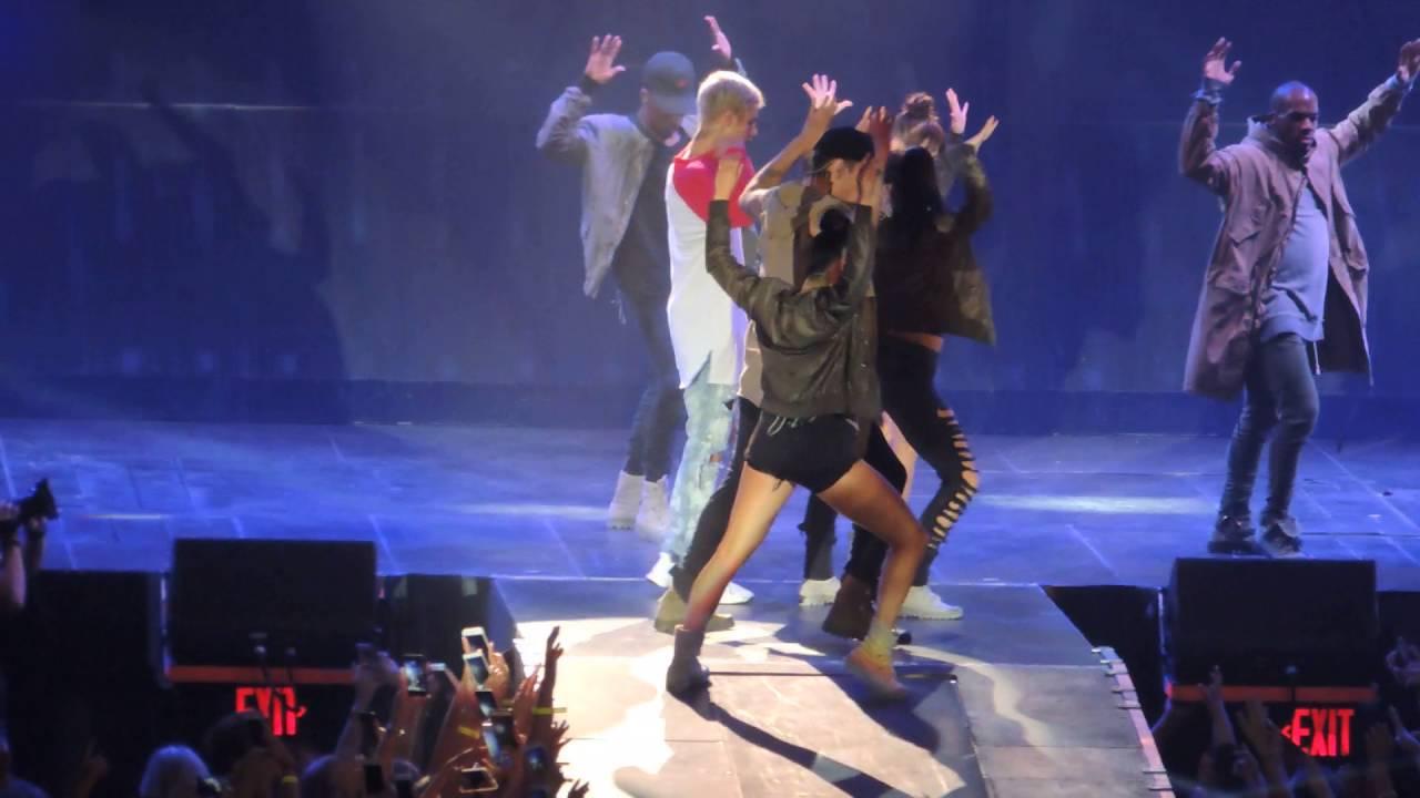 Justin Bieber Children Madison Square Garden July 18 2016 Youtube