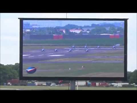 Patrouille de France Alpha Jet - Paris 2015